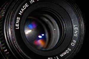 Obiektyw stałoogniskowy 50 mm. ©sxc.hu