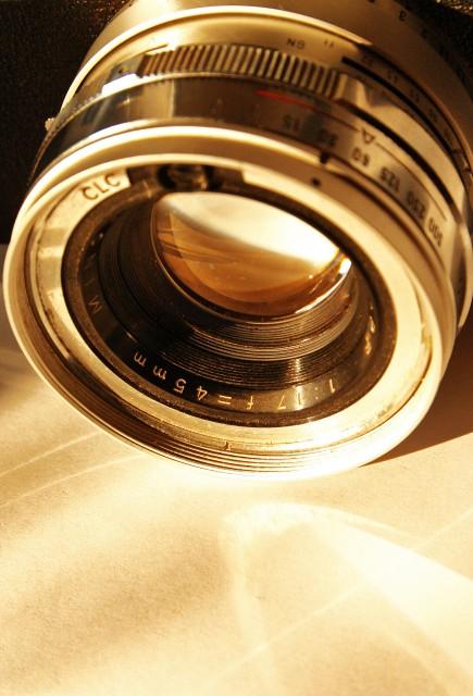 Proporcja czasu naświetlania do ogniskowej