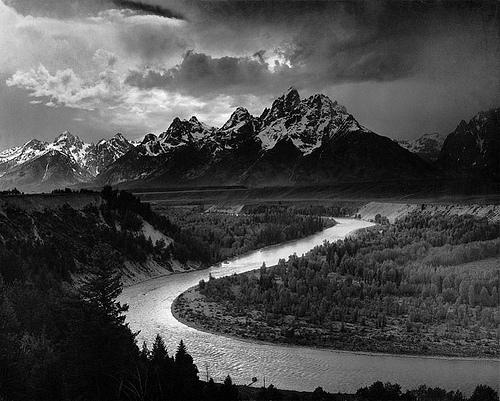 Cytaty o fotografii – Ansel Adams