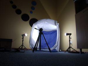 Namiot bezcieniowy do fotografii produktowej, ©sxc.hu
