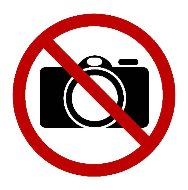 Czego nie wolno a co wolno fotografować