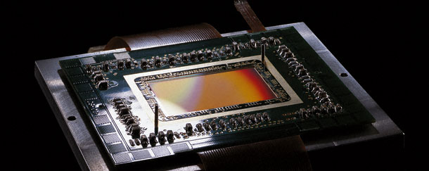 Matryce CCD i CMOS