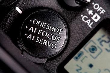 Tryby pracy autofokusu w aparatach fotograficznych