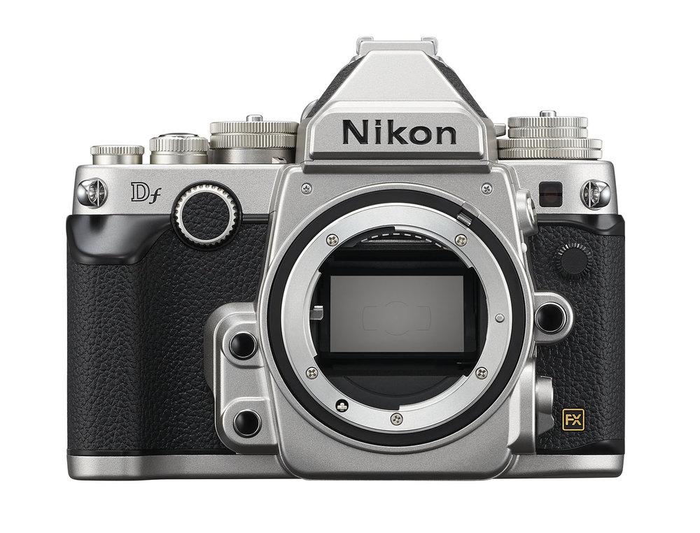 Nikon Df widok z przodu