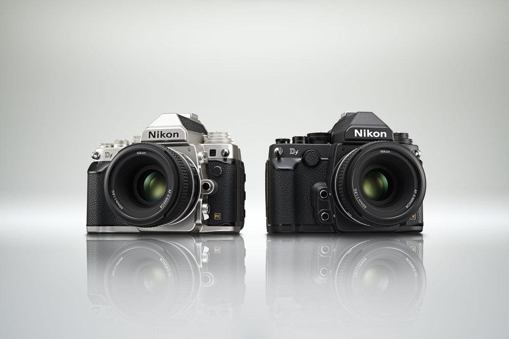 Nowa lustrzanka w stylu retro – Nikon Df