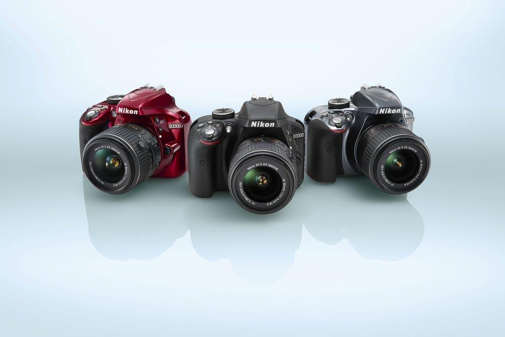 Najnowsza amatorska lustrzanka cyfrowa – Nikon D3300 – Jestem pięknem chwili