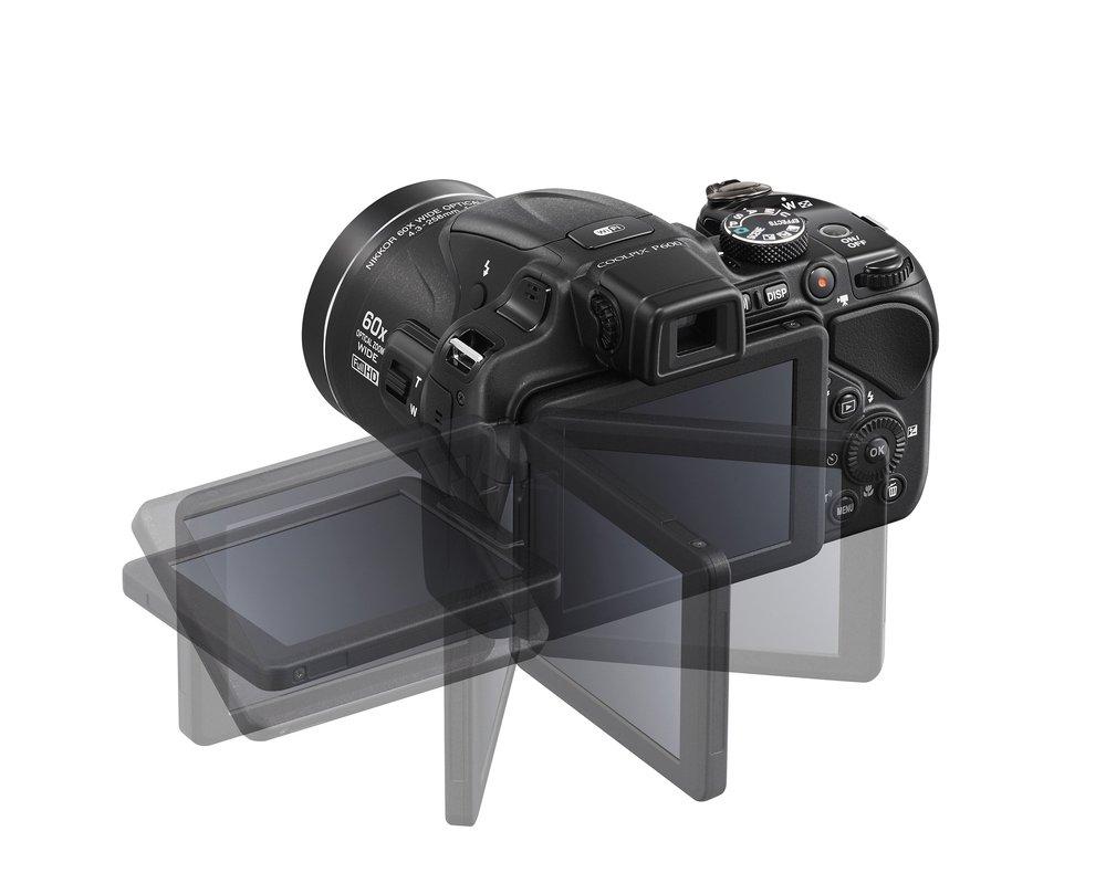 Potęga zoomu Nikon COOLPIX P600 oraz COOLPIX P530