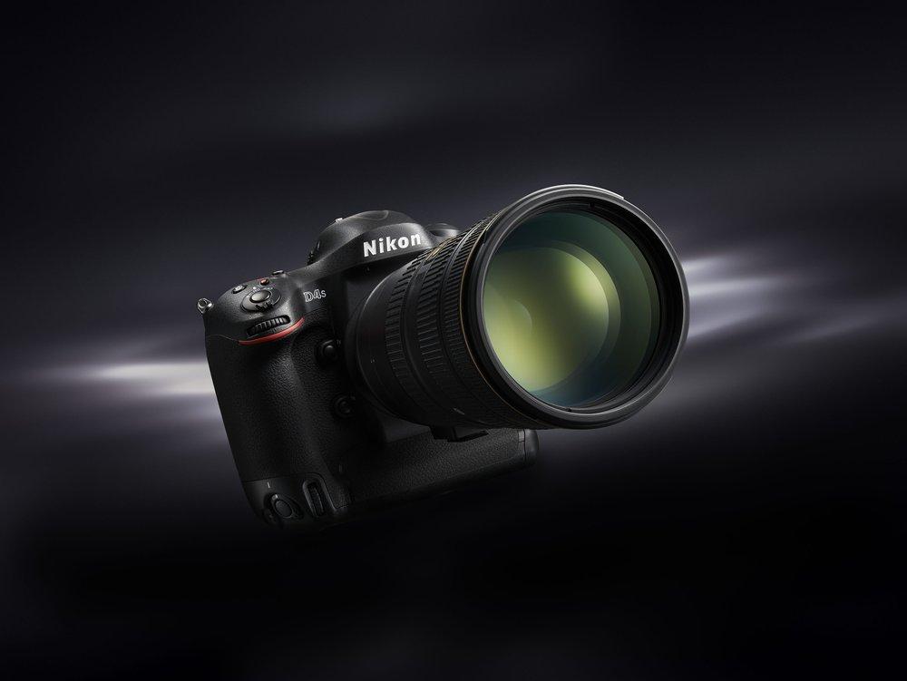 JESTEM ZAWSZE NA CZELE STAWKI Nikon D4S – nowa flagowa lustrzanka formatu FX