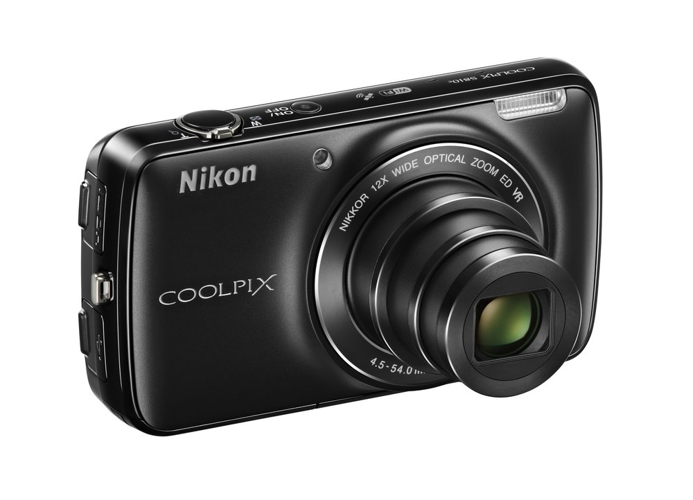 Nikon COOLPIX S810c z systemem Android™ Jelly Bean
