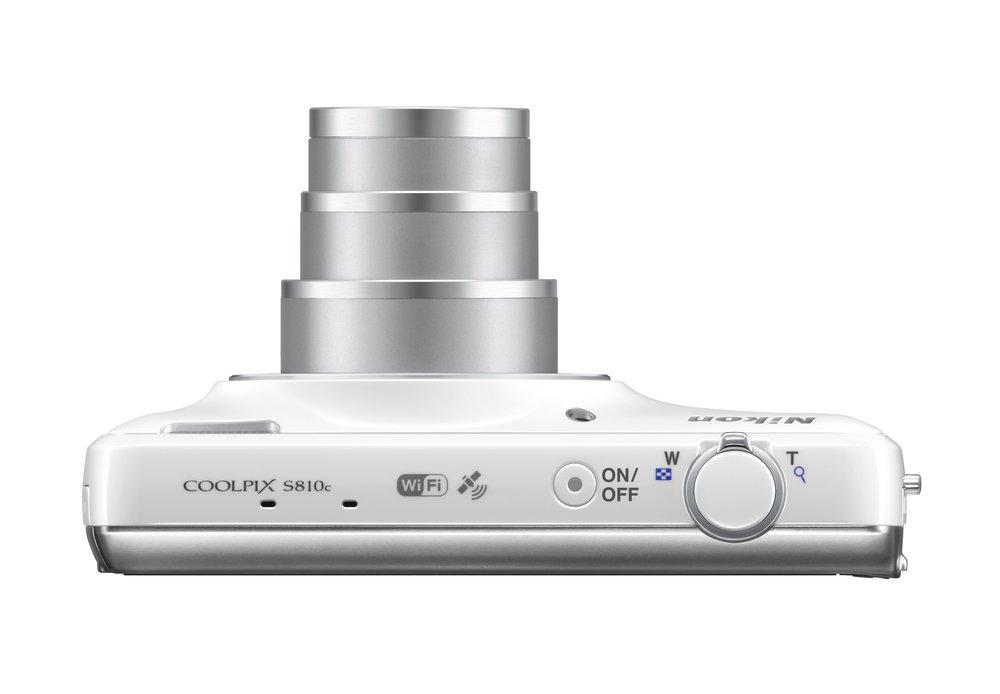 Nikon aparat kompaktowy z androidem
