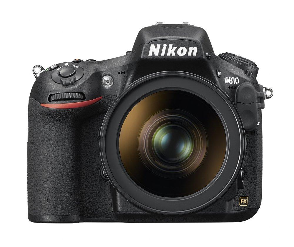 Nikon D810 – nowa profesjonalna lustrzanka dla najbardziej wymagających fotografów